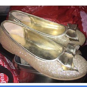 Girls Nina dress shoes